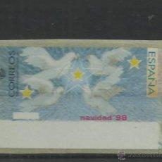 Sellos: ATM NAVIDAD 1998 BLANCO. Lote 45488072