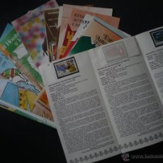 Sellos: SELLOS Y TRÍPTICOS CORREOS 1984 ESPAÑA. Lote 45631794
