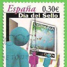Sellos: EDIFIL 4330. DÍA DEL SELLO - ASOCIACIONISMO FILATÉLICO ESPAÑOL. (2007).. Lote 46665569