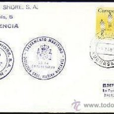 Sellos: ATM 7 BUQUE DE SALVAMENTO GOLFO DE VIZCAYA. Lote 6667108