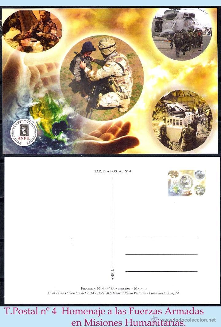 Sellos: Tarjeta Postal nº 4 - Foto 6 - 109159700