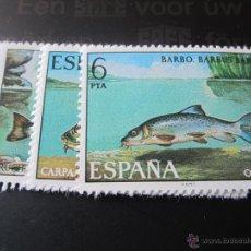 Sellos: 1977. FAUNA HISPÁNICA. EDIFIL 2403/07. Lote 55387277