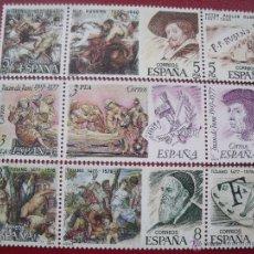Sellos: ESPAÑA 1978 EDIFIL 2460/8 CENTENARIOS. Lote 47426243