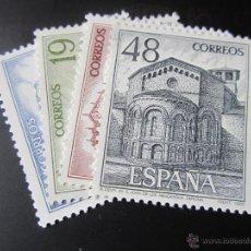 Sellos: 1987. TURISMO. EDIFIL 2900/03. Lote 236507105