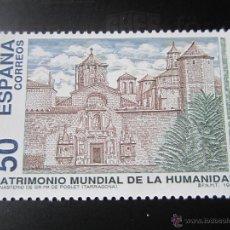 Sellos: 1993. BIENES CULTURALES Y NATURALES PATRIMONIO MUNDIAL DE LA HUMANIDAD. EDIFIL 3276. Lote 47499757