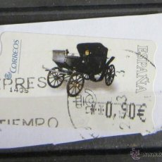 Sellos: ATM 0,90 €. PEGADO. Lote 47608865