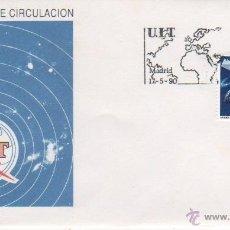 Sellos: 125º ANIVERSARIO DE LA UNIÓN INTERNACIONAL DE TELECOMUNICACIONES (U. I. T.) . 1990. Lote 47661955