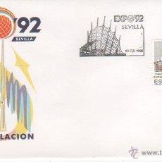 Sellos: EXPOSICIÓN UNIVERSAL SEVILLA 1992 . 1992. Lote 47664007