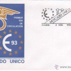 Sellos: MERCADO ÚNICO EUROPEO . 1992. Lote 47664107