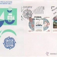 Sellos: EUROPA . 1992. Lote 47664175