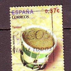 Sellos: ESPAÑA.MUSICA.AÑO 2013.VALOR USADO.. Lote 278938188