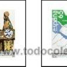 Sellos: AÑO 1987 (2908-2909) NOMINACION DE BARCELONA COMO SEDE OLIMPICA (NUEVO). Lote 47713626