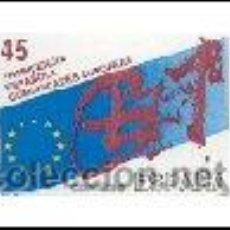Sellos: AÑO 1989 (3010) PRESIDENCIA ESPAÑOLA COMUNIDADES EUROPEAS (NUEVO). Lote 47775601