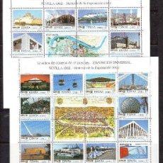 Sellos: AÑO 1992 (3164-3187) EXPO 92, SEVILLA (NUEVO). Lote 47951442