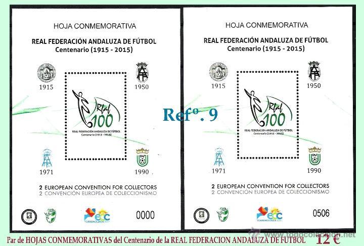 Sellos: Hojas Conmemorativas - Foto 3 - 47962109