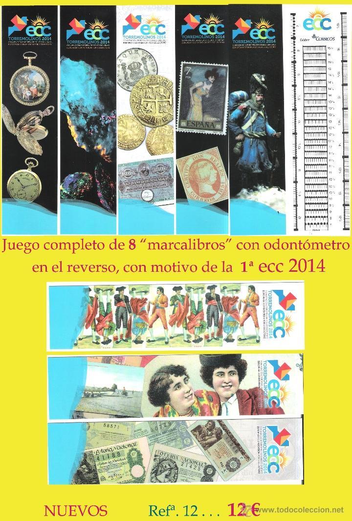 Sellos: Marcalibros ECC 2014 Torremolinos - Foto 10 - 47962109