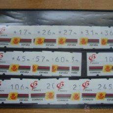 Sellos: ATMS GRANADA 92 3 DIGITOS NUEVOS PERFETOS. Lote 72919057