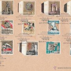 Sellos: EXFIELDA ' 93. XXVI. EXPOSICION FILATELICA Y NUMISMATICA. XXV ANIVERSARIO ALZAMIENTO NACIONAL.1961. Lote 48481667