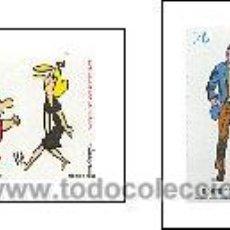 Sellos: AÑO 2000 (3712-3713) COMICS (NUEVO). Lote 48490638
