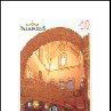 Sellos: AÑO 2001 (3782) PARADORES DE TURISMO (USADO). Lote 48680497