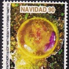 Sellos: EDIFIL 3084 NAVIDAD-1990. Lote 48700579