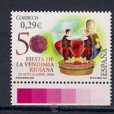Sellos: VINOS DE ESPAÑA-. AÑO 2006. Lote 48794256