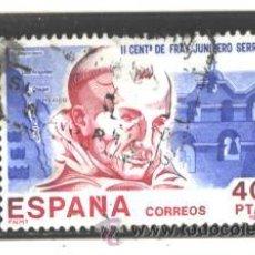 Timbres: ESPAÑA 1984 - EDIFIL NRO. 2775 - AMERICA-ESPAÑA - USADO. Lote 49907008