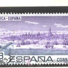 Timbres: ESPAÑA 1983 - EDIFIL NRO. 2720 - AMERICA-ESPAÑA - USADO. Lote 49907566