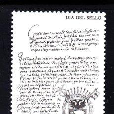 Sellos: ESPAÑA 2999** - AÑO 1989 - DIA DEL SELLO. Lote 50213121