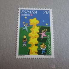 Sellos: ESPAÑA 2000, EDIFIL. Nº 3707**, EUROPA. . Lote 50273588