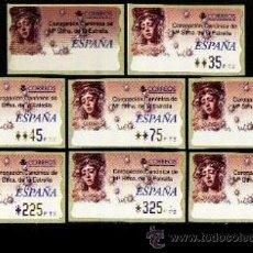 Sellos: SERIE ATM 34 VIRGEN DE LA ESTRELLA. Lote 38114048