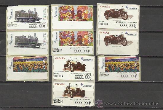 422b etiquetas postales conmemorativas atm con comprar sellos rh todocoleccion net