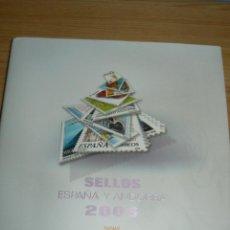 Sellos: SELLOS DE ESPAÑA 2006. Lote 50518007