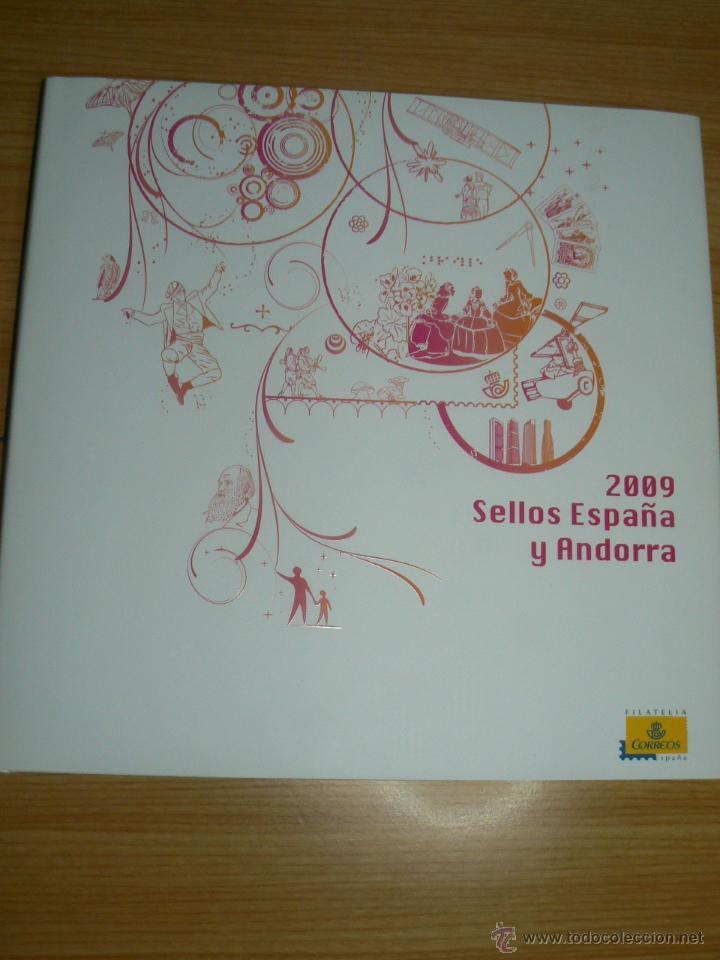 SELLOS DE ESPAÑA 2009 (Sellos - España - Juan Carlos I - Desde 2.000 - Nuevos)