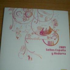 Sellos: SELLOS DE ESPAÑA 2009. Lote 50518084