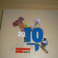 Sellos: SELLOS DE ESPAÑA 2010. Lote 50518106