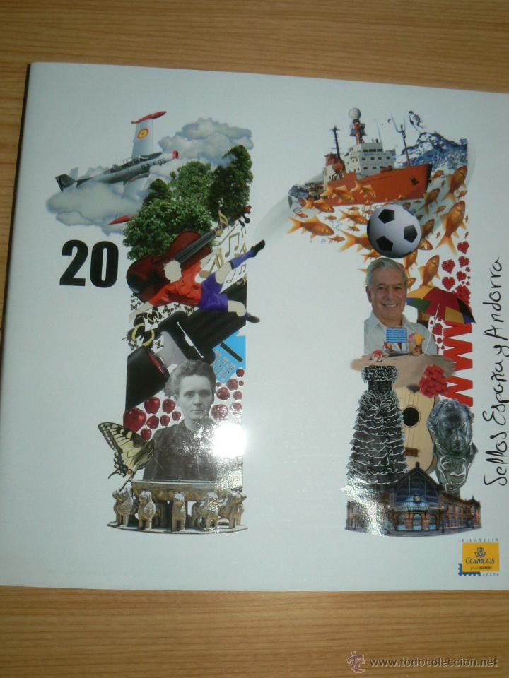 SELLOS DE ESPAÑA 2011 (Sellos - España - Juan Carlos I - Desde 2.000 - Nuevos)