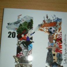 Sellos: SELLOS DE ESPAÑA 2011. Lote 50518131