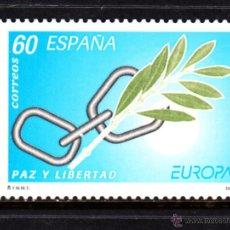 Sellos: ESPAÑA 3361** - AÑO 1995 - EUROPA - PAZ Y LIBERTAD. Lote 50524337