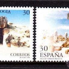 Sellos: ESPAÑA 3395/96** - AÑO 1995 - ARQUEOLOGIA. Lote 50524404
