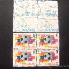 Sellos: ESPAÑA ESPAGNE 1980 EDIFIL Nº 2570/71 º FU YVERT Nº 2271/72 º FU. Lote 50681194