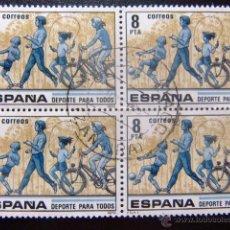 Sellos: ESPAÑA ESPAGNE 1979 EDIFIL Nº 2517 º FU YVERT Nº 2163 º FU. Lote 50693772