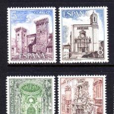 Sellos: ESPAÑA 2527/30** - AÑO 1979 - TURISMO - PAISAJES Y MONUMENTOS. Lote 270403848