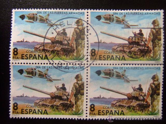ESPAÑA ESPAGNE 1979 EDIFIL Nº 2525 º FU YVERT Nº 2216 º FU (Sellos - España - Juan Carlos I - Desde 1.975 a 1.985 - Usados)