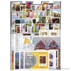 Sellos: SELLOS NUEVOS ESPAÑA AÑO 2001 COMPLETO. ENVIO GRATIS.. Lote 162381618