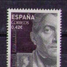 Sellos: ESPAÑA 2015 - FERMIN CABALLERO - EDIFIL Nº 4989**. Lote 143140938