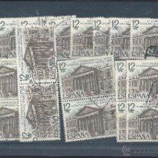 Sellos: 8512- 20 SELLOS DE 12 PTS.. 1976- CONFERENCIA UNION INTERPARLAMENTARIA. Lote 51886301