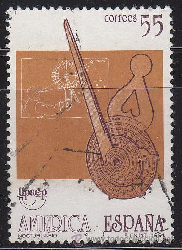 EDIFIL 3141, AMÉRICA-UPAEP, LOS VIAJES DEL DESCUBRIMIENTO, USADO (Sellos - España - Juan Carlos I - Desde 1.986 a 1.999 - Usados)