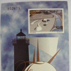 Selos: HOJA BLOQUE SELLO ESPAÑA 2010 EDIFIL 4575 FILATEM AVILES CENTRO NIEMEYER NUEVO. Lote 52435542