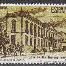 Sellos: EDIFIL 2849, DIA DE LAS FUERZAS ARMADAS EN CANARIAS, NUEVO ***. Lote 52792888